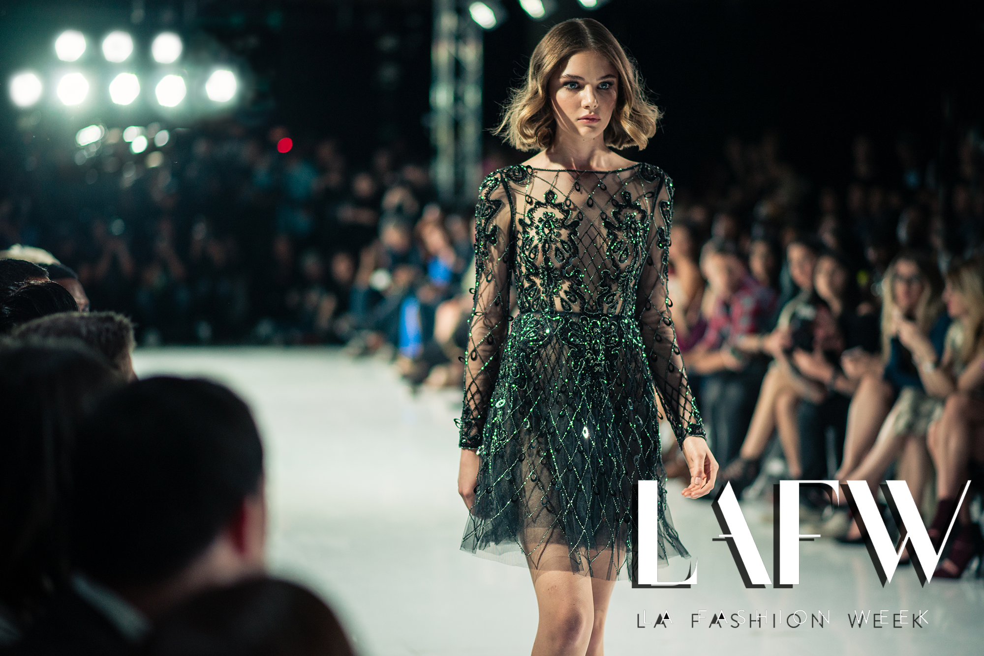 Upcoming fashion shows in la 85